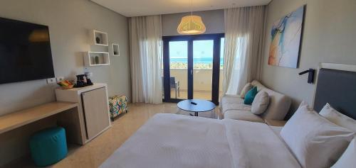 Зона вітальні в Steigenberger Aldau Beach Hotel