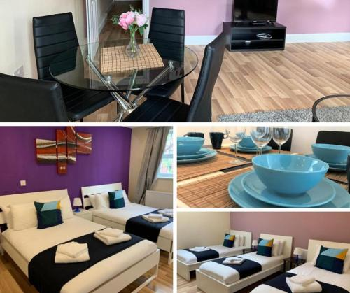 1 & 2 Bedrooms Apartments or House Available - The Ivy Serviced Apartments Aldershot