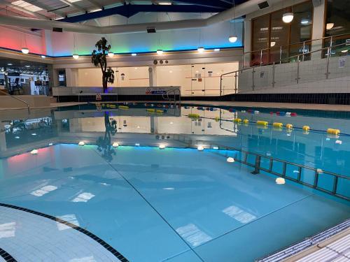 The swimming pool at or near Brook Mollington Banastre Hotel & Spa