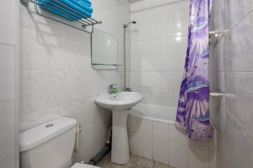 Ванная комната в Пансионат Приморский