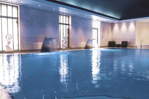 The swimming pool at or close to Fistral Beach Hotel and Spa - Adults Only