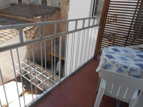 Un balcón o terraza de Hotel del Mar