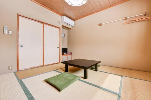 A seating area at Kanoe