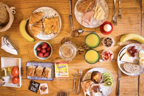 Ontbijt beschikbaar voor gasten van Factory Suites Barcelona