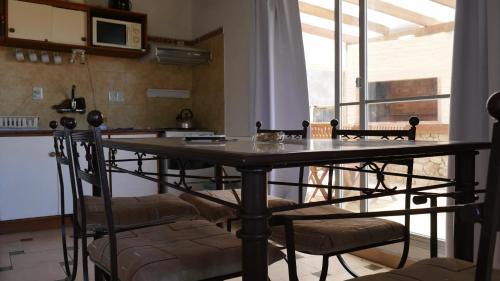 Una cocina o zona de cocina en Complejo Aguazul