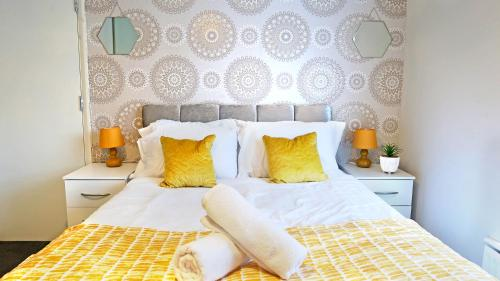 Exclusive Contractor House & Free Parking by ComfyWorkers