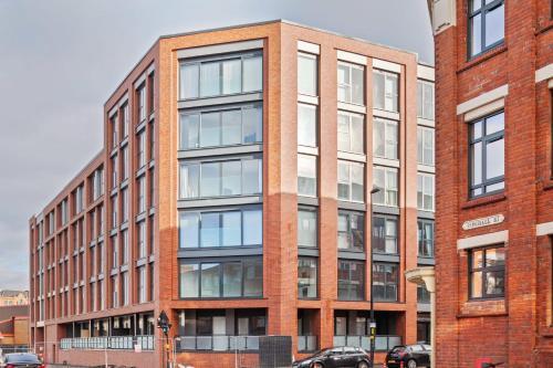 Brand New Apartment In Central Birmingham