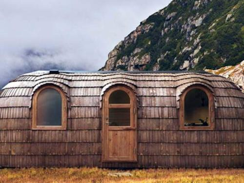 Chalet The Wee Cob House-5