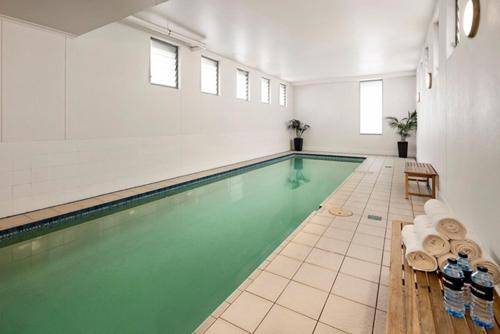 The swimming pool at or near Quest Newcastle