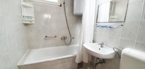 A bathroom at Holiday Village Sagitta - All Inclusive