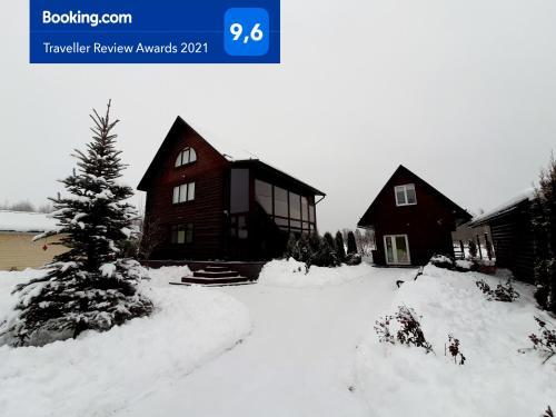 Purshevskie dali зимой