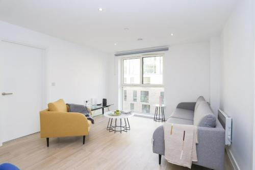 Luxurious 2 Bed Serviced Apartment in Manchester