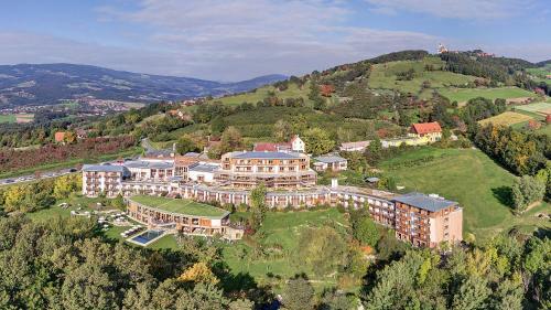 A bird's-eye view of RETTER Bio-Natur-Resort