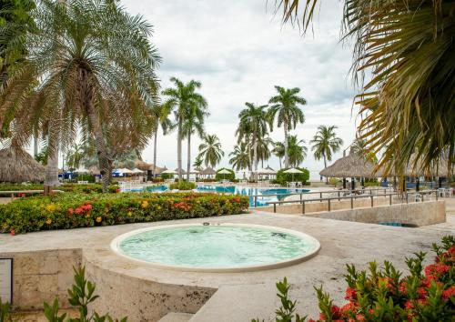 Piscina en o cerca de Zuana Beach Resort
