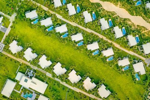 Tầm nhìn từ trên cao của Maia Resort Quy Nhon