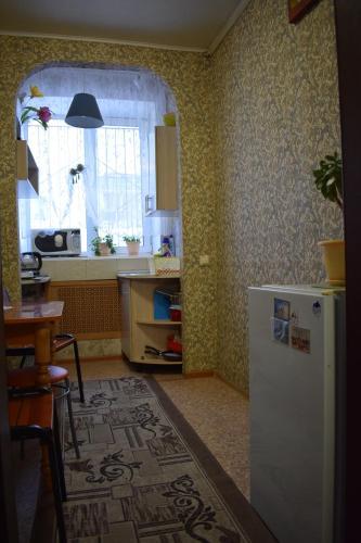 Кухня или мини-кухня в Мини Отель Манго