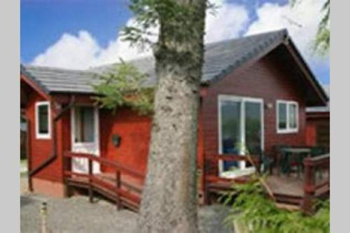 Heron Lodge, edge of Mabie Forest Dumfries