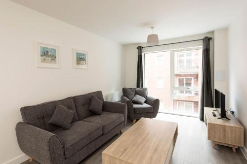 Fantastic 2 Bedroom Apartment in Manchester