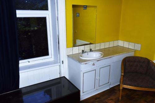 Salle de bains dans l'établissement Paddy's Palace Belfast