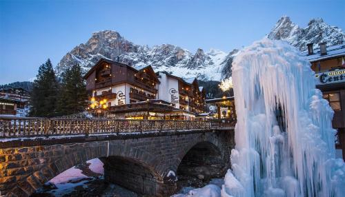 Cima Rosetta Wellness & Spa ***S during the winter