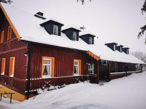 Hotel Ferienanlage Zum Silberstollen im Winter
