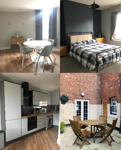 Stylish & Cosy Canalside Home Close to Chester Centre with Parking