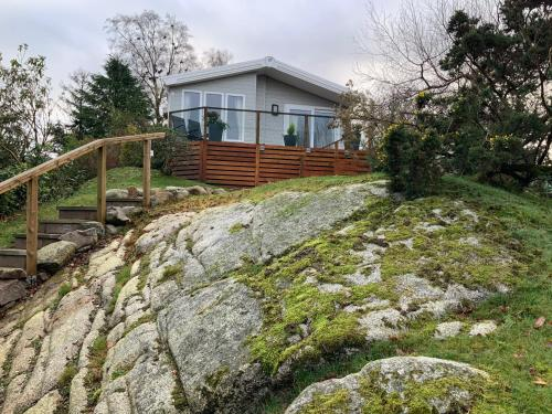 Beautiful new 2 bed lodge in Kippford Dalbeattie