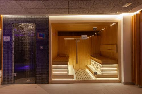 Spa o instalaciones de bienestar en Hotel Carlos I Silgar