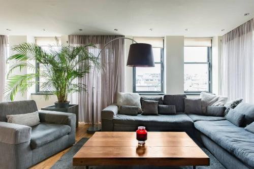 Stunning City Centre 3-Bed Apartment in Glasgow