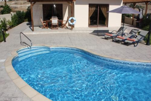 The swimming pool at or near The Cottage