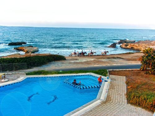 Πισίνα στο ή κοντά στο Romantica Beach