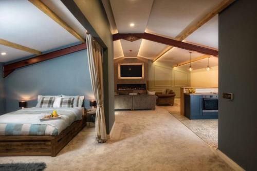 Spacious Luxury loft at Flanders ,
