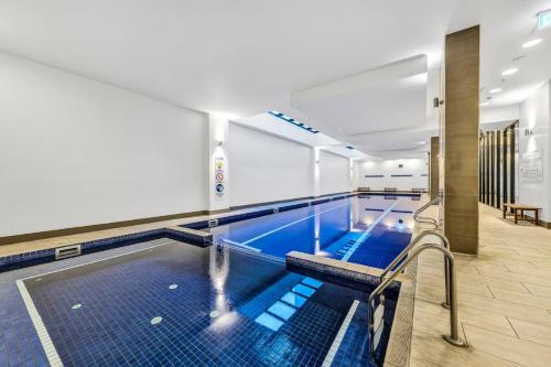 The swimming pool at or near Pegasus Apart-Hotel