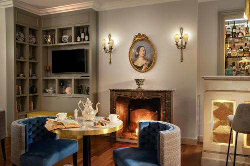 Restaurant ou autre lieu de restauration dans l'établissement Hotel Mozart