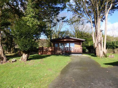 Birch Lodge 23 with Hot Tub Newton Stewart