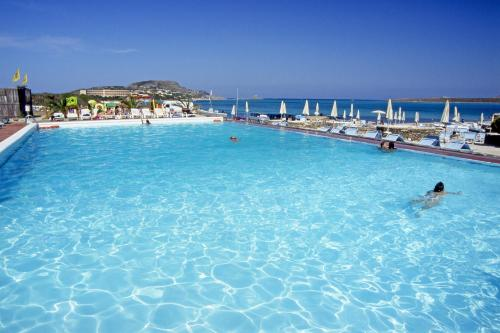 The swimming pool at or near Club Hotel Ancora