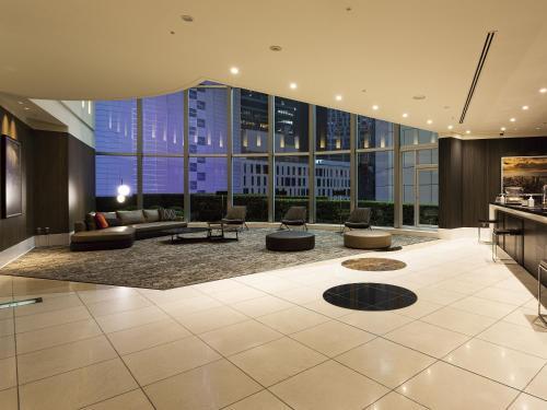 Hall ou réception de l'établissement Shibuya Excel Hotel Tokyu