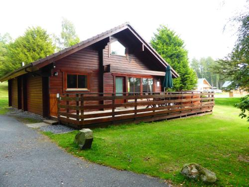 Lady Galloway Lodge 27 with Hot Tub Newton Stewart