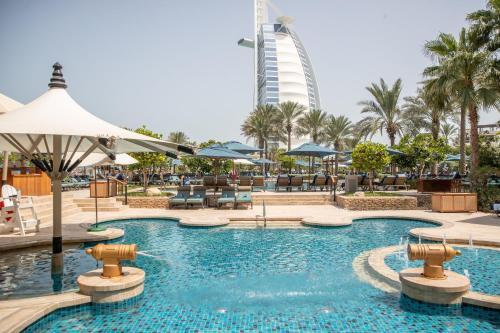 The swimming pool at or near Jumeirah Al Naseem