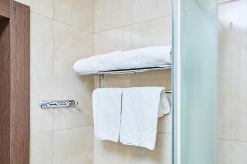 Ванная комната в Парк-Отель Жемчужина Золотого кольца