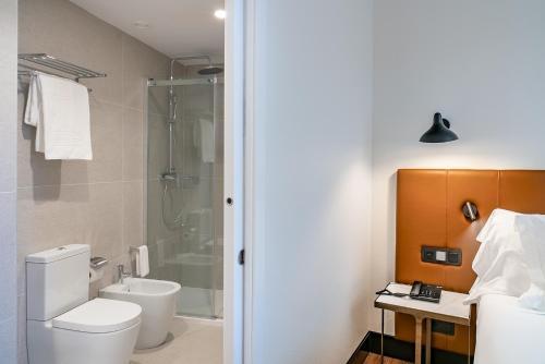 Un baño de Vincci Consulado de Bilbao