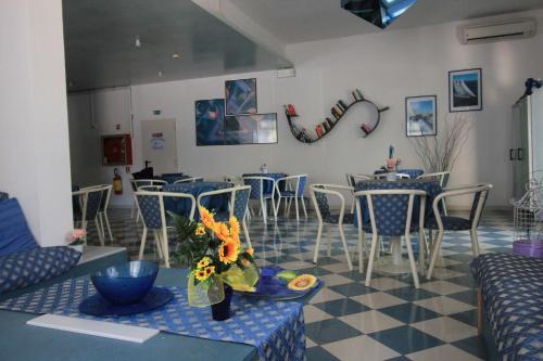 Ristorante o altro punto ristoro di Residence BluAdria
