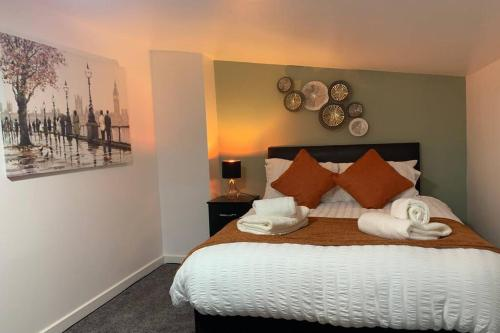Modern 1 Bedroom City Centre Luxury Apartment
