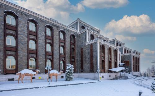 Qafqaz Karvansaray Hotel Kebele Guncel 2021 Fiyatlari