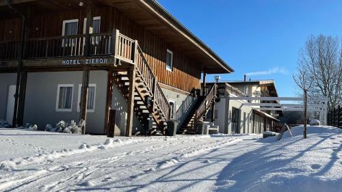 Hotel Zierow - Urlaub an der Ostsee im Winter