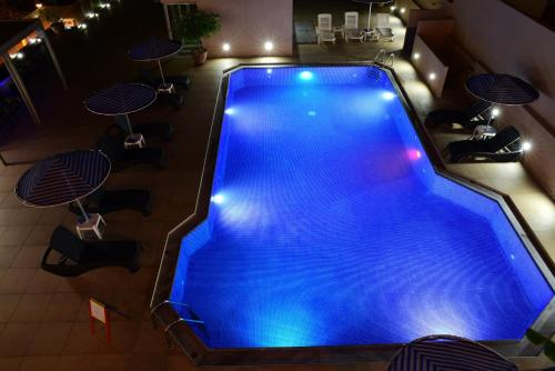 The swimming pool at or near Archipelagos Hotel