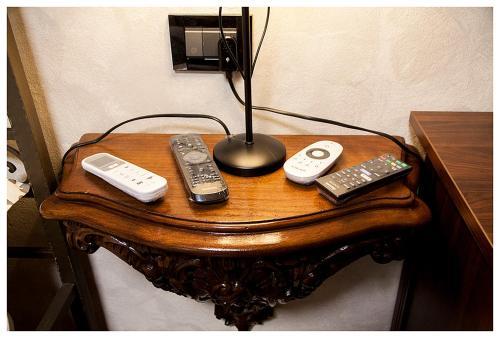 TV o dispositivi per l'intrattenimento presso Flu