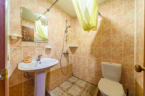 Ванная комната в Гостевой Дом Филин