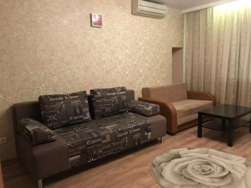 A seating area at Zvezdinka 7 Apartment