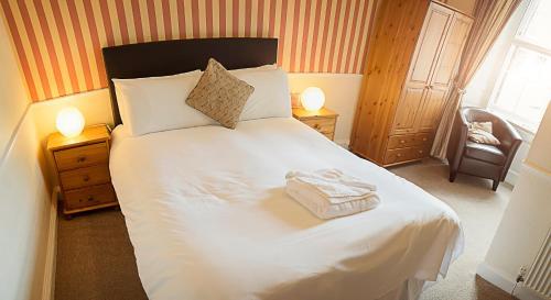 Cama o camas de una habitación en Elder York Guest House